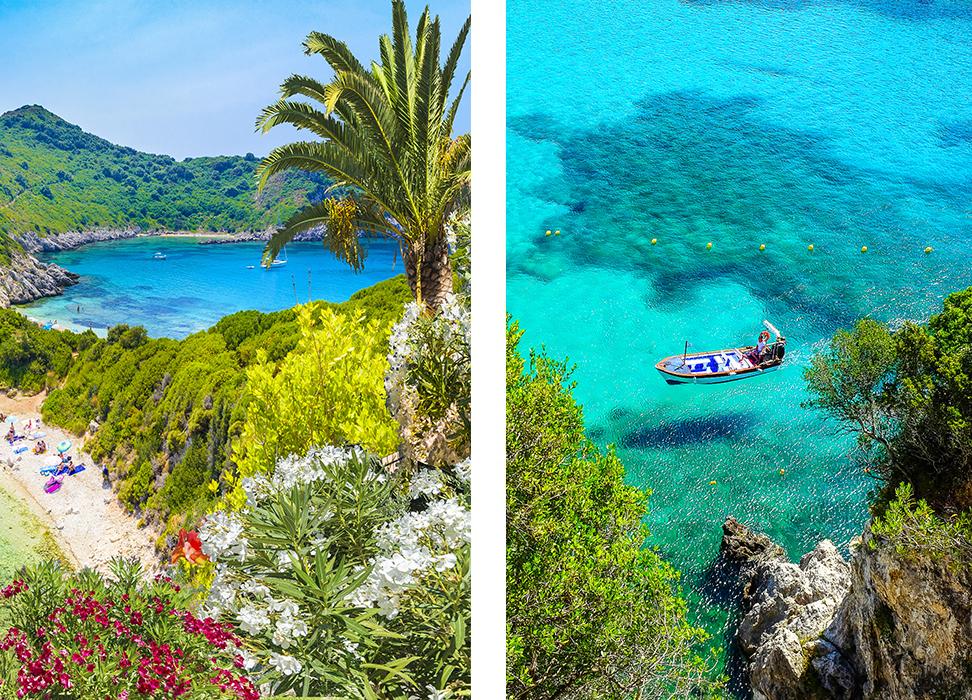 Explore Corfu